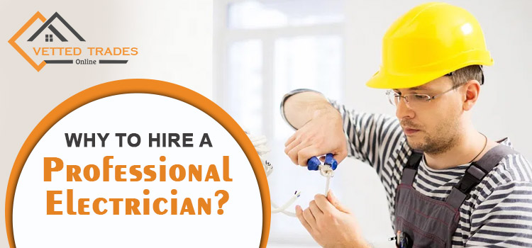 6 crucial benefits of taking electrical services from a pro-electrician