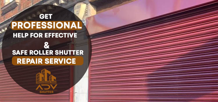 What are the reasons you need to get professional roller shutter repair?
