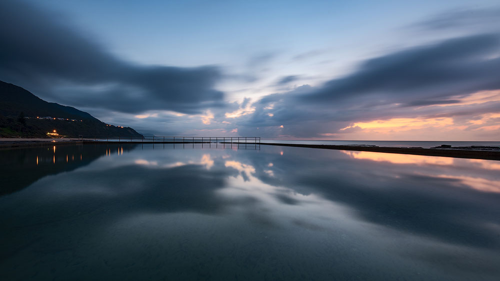 Vertical Symmetry in Photography