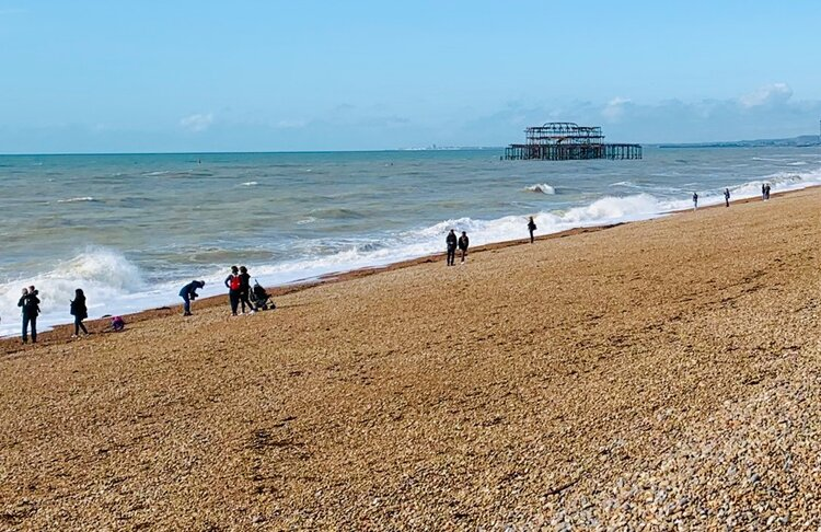 THE PERFECT BRIGHTON DAY TRIP ITINERARY