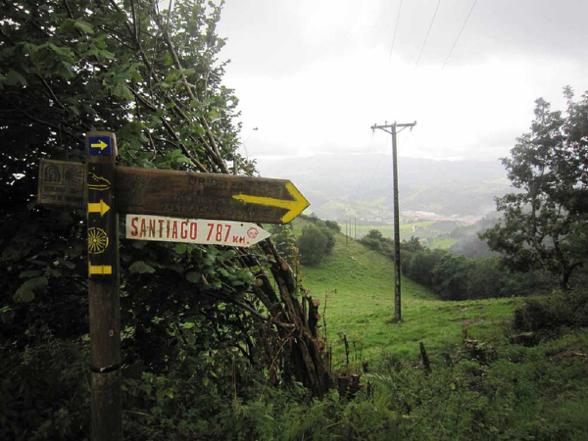 HIKING THE CAMINO DE SANTIAGO ALONE - Rebecca Brown